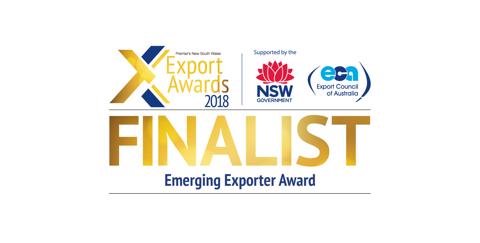 Office Hub nominated Export Awards Finalist