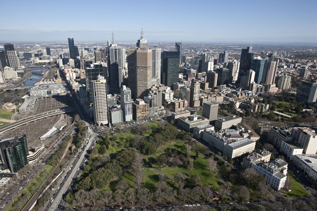 Browse the best coworking space and serviced offices in Melbourne CBD