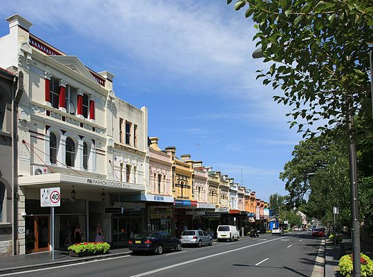 Furnished office space for rent in Glebe