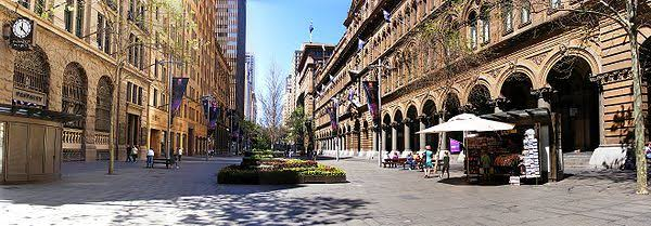 Martin Place in the heart of the CBD offers some of the best coworking and serviced offices in one Sydney's best addresses