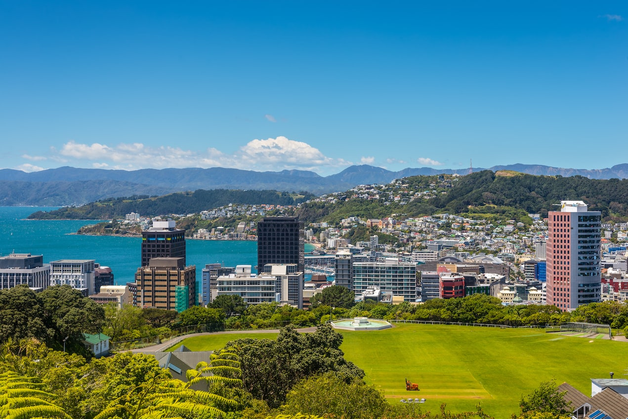 Find your new Wellington office space in one click