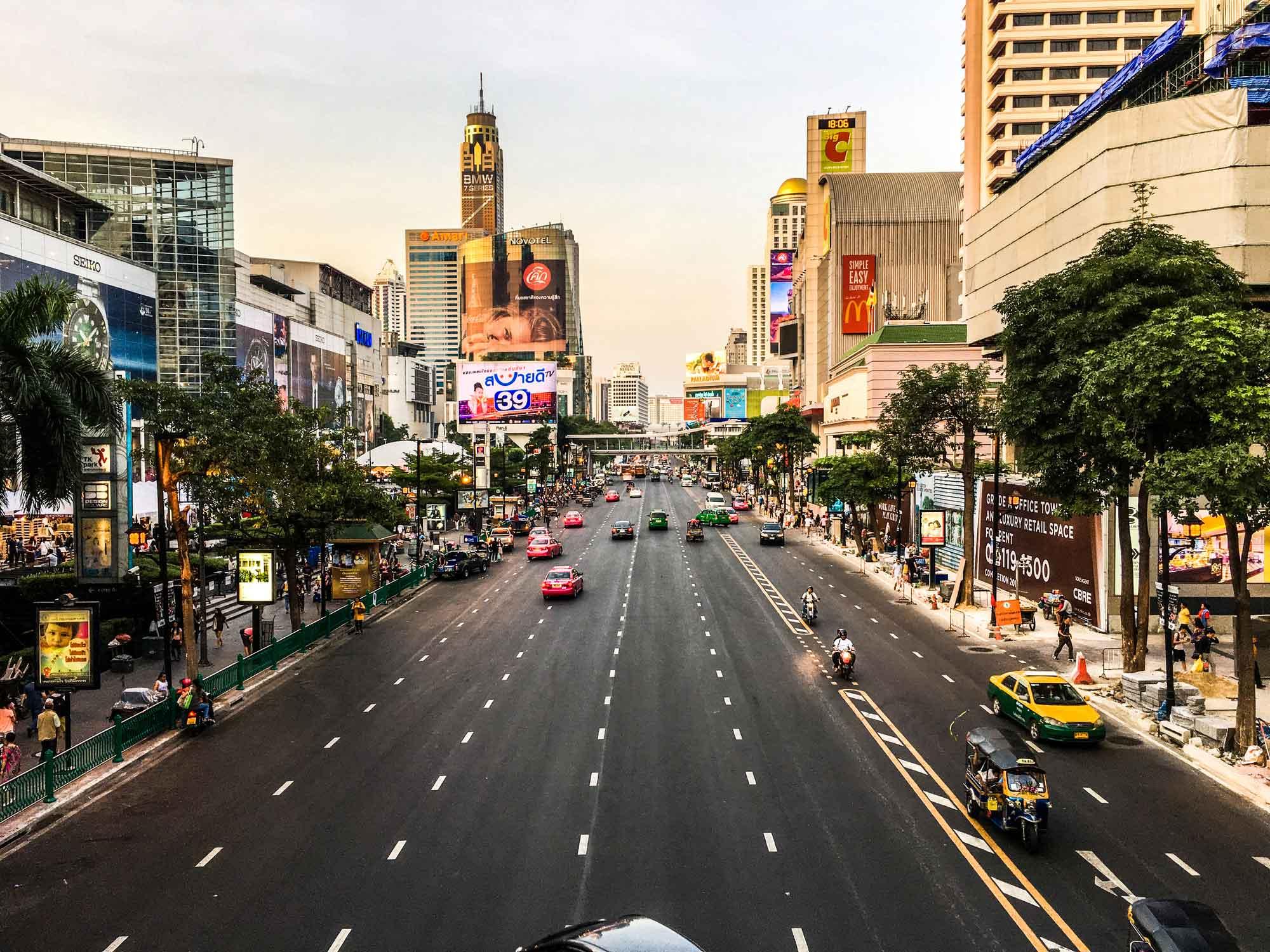 Thailand Bangkok CBD Flex space