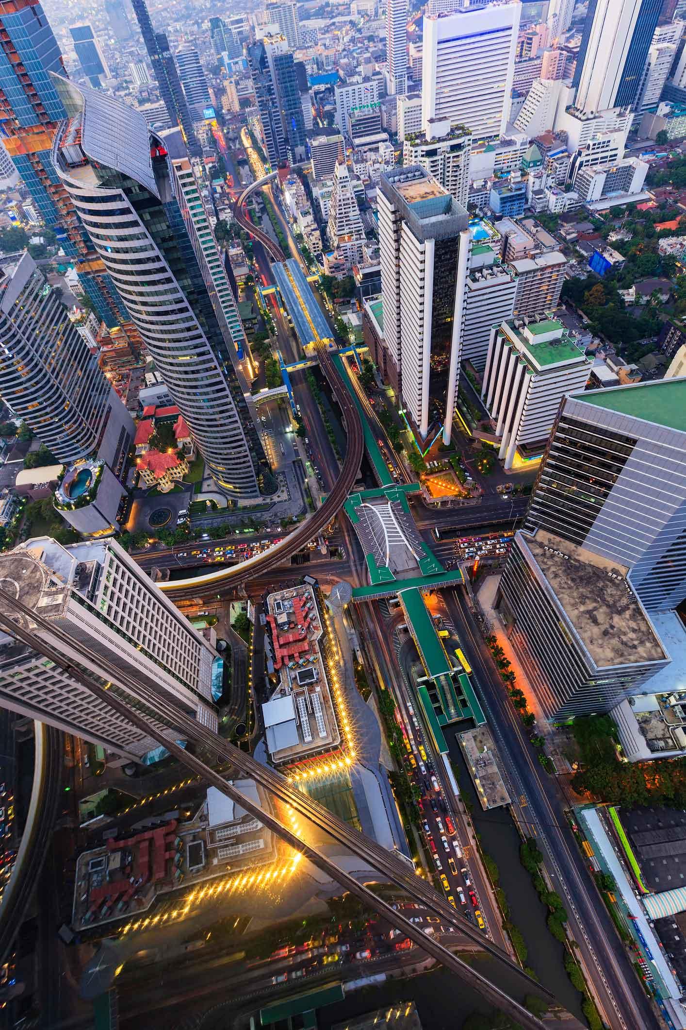 Thailand Bangkok Silom